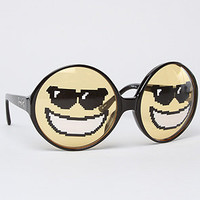 Jeremy Scott for Linda Farrow Sunglasses The Happy Face Sunglasses : Karmaloop.com - Global Concrete Culture
