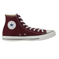 Converse Chuck Taylor All Star Hi Burgundy 139784F Womens Casual Shoes
