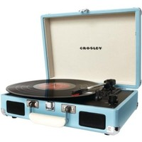 Waldorff's: Crosley Portable Turntable $79.95
