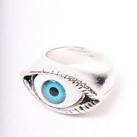 Ring - Eye - Jewelry - Women - Modekungen | Clothing, Shoes and Accessories