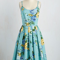 Cape May I Take a Message? Dress | Mod Retro Vintage Dresses | ModCloth.com
