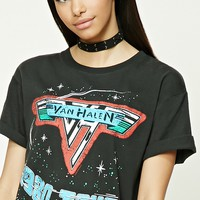 Van Halen Graphic Tour Tee