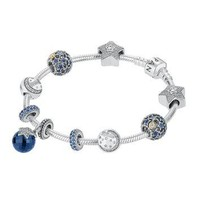 PANDORA Starry Night Sky Bracelet