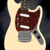 Squier Vintage Modified Mustang - Vintage White