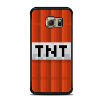 Minecraft TNT for SAMSUNG cases