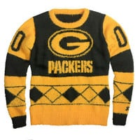 Green Bay Packers Women's Official NFL Ugly Sweater - Choose your Style!