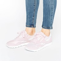 Reebok   Reebok Classic Trainers With Suede Trim at ASOS