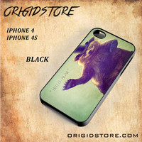 Hello Bear 2 For Iphone 4/4S Case Gift Present - Multiple Choice Material