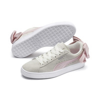 Suede Bow Hexamesh Women's Sneakers