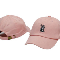 Pink Drake 6 God Caps pray ovo Baseball Cap Strapback Casquette GOLD OWL DENIM Snapback Hat Fitted Trucker Sun Hat For Women Men