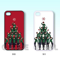 Exo, K-Pop, Phone cases, iPhone 5 case, iPhone 5C case, Samsung S3 S4 case, iPhone 5S case, iPhone 4/4s case, Case No-31