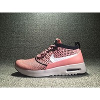 Nike Air Max 87 THEA Flyknit Ultra Men Women Running Shoes 881175 800