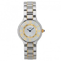 Cartier - Must 21 Two-Tone - Stainless Steel and 18K Yellow Gold