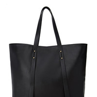 FOREVER 21 Double-Strap Tote Bag
