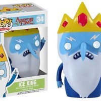 Funko POP Television: Adventure Time Ice King Vinyl Figure