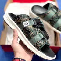 NB New Balance 2019 new Velcro camouflage sandals