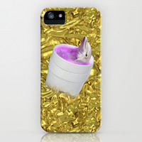 Lean Dolphin iPhone & iPod Case by POSH OUTSIDERS