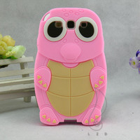 Turtle Silicone Soft Skin Case Cover For SAMSUNG GALAXY S III S3 I9300 8 choices