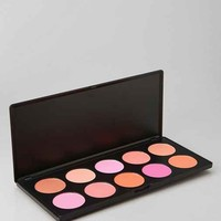 bh cosmetics 10-Shade Professional Blush Palette