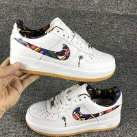 NIKE Air Force 1' Men and women casual shoes lovers shoes
