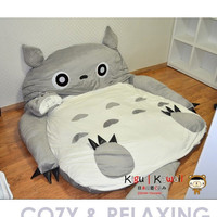 New Big Cat Bed Sleeping Bag Sofa - 2 Size (140x 135cm / 200 x 160cm)