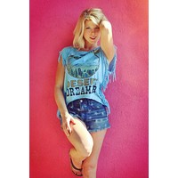 Desert Dreamer Fringe Tee by Original Cowgirl Clothing Company