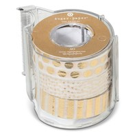 Sugar Paper Gold Patterned Washi Tape