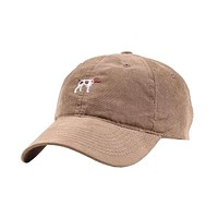 Signature Logo Hat in Mustard Twill by Southern Point