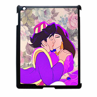Aladin Jasmine Kissing Floral iPad 4 Case