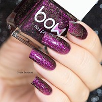 Bow Nail Polish - Playing With Fire (Discontinued by WUN)