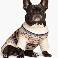 Dog Sweater - from H&M