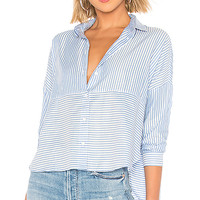 LEVI'S Araya Shirt in Basswood Nebulas Blue | REVOLVE