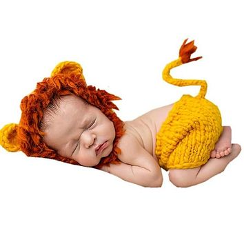 Doorbuster - New Baby Handmade Knit Animal Outfit (Multiple Options Available!) - Holiday 2020 LIMITED QUANTITY