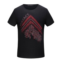 Versace Fashion Casual Shirt Top Tee-62
