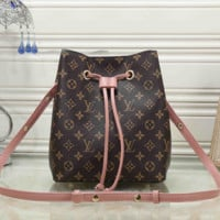 Louis Vuitton Fashion Leather Satchel Shoulder Bag Handbag Crossbody