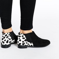 ASOS | ASOS AIZA Leather Chelsea Ankle Boots at ASOS