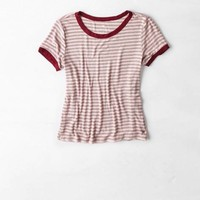 AEO SOFT & SEXY RIBBED BABY T-SHIRT