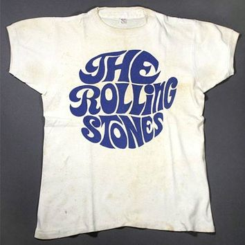 The Rolling Stones Vintage Tee