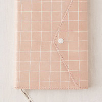 Mini Oh Snap Printed Leather Journal   Urban Outfitters