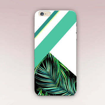 Tropical Phone Case  - iPhone 6 Case - iPhone 5 Case - iPhone 4 Case - Samsung S4 Case - iPhone 5C - Tough Case - Matte Case - Samsung