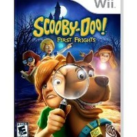 Scooby Doo First Frights - Nintendo Wii