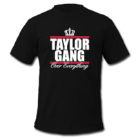 Taylor Gang Over Everything Men's T-Shirt