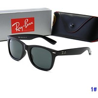 RayBan Ray-Ban Fashion Women Men Summer Sun Shades Eyeglasses Glasses Sunglasses 1#