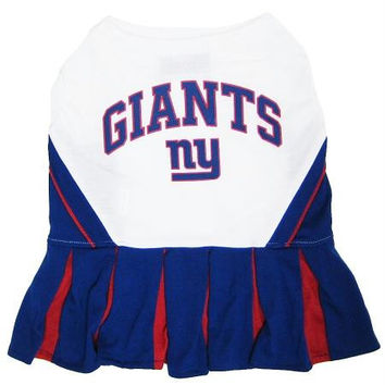 New York Giants Cheer Leading MD