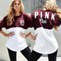 Fashion Women Lady Clothes Top Casual Long Sleeve Tops Shirt Ladies Loose T-shirt Clothing Women New Arriving