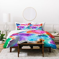 Rebecca Allen Something Splendorous Duvet Cover