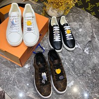 Louis Vuitton LV Frontrow Sneaker with cat