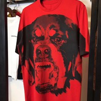 2018ss Givenchy T Shir ★ 004