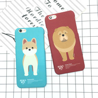 On Sale Cute Hot Deal Stylish Iphone 6/6s Iphone Korean Strong Character Apple Matte Phone Case [8153002695]