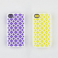 Tech Candy Jet Set Iphone 4 Case Set Neon One Size For Women 21463791001